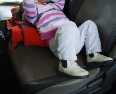 When To Change Car Seat For Toddler
