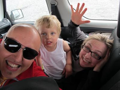 Fun on holiday!